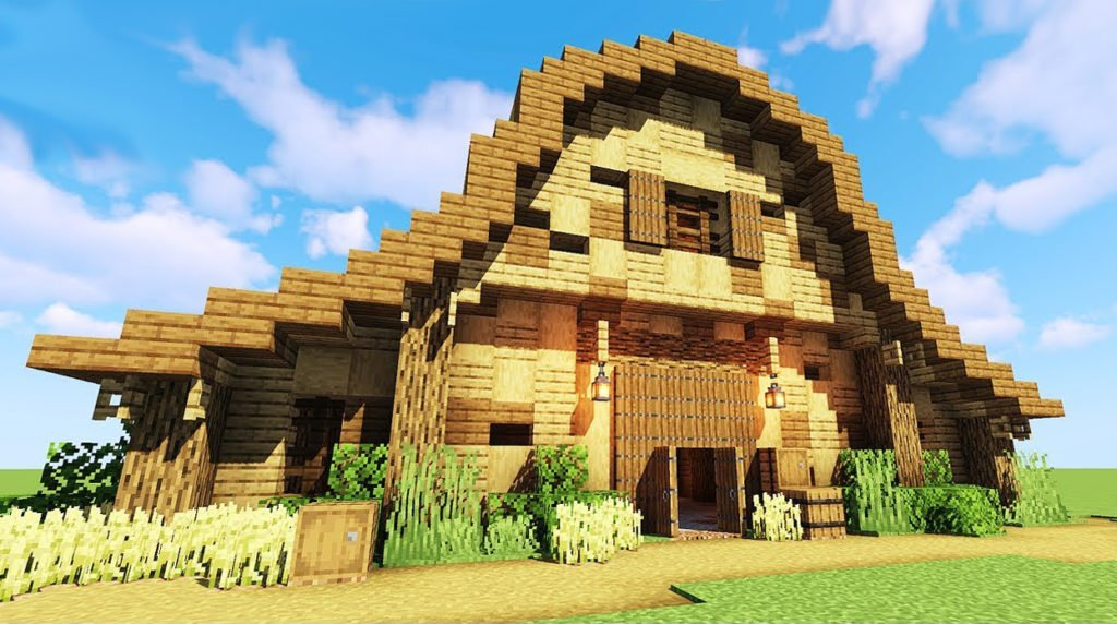 Best Minecraft Barn Ideas 1.17
