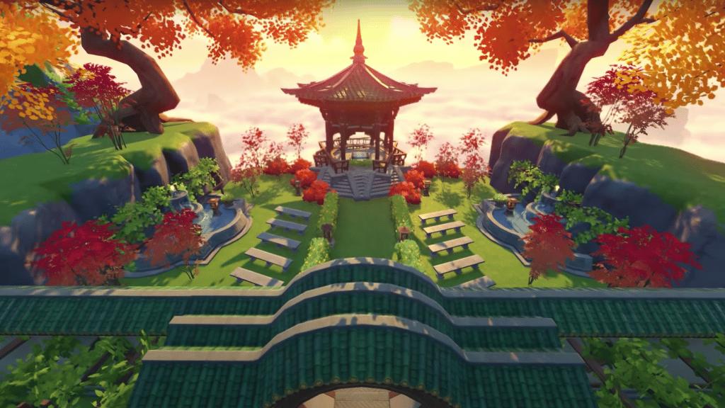 Stunning Garden Wedding - Genshin Impact