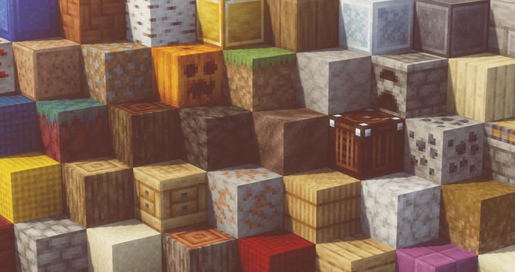 Resource Pack Minecraft Medieval 1.17