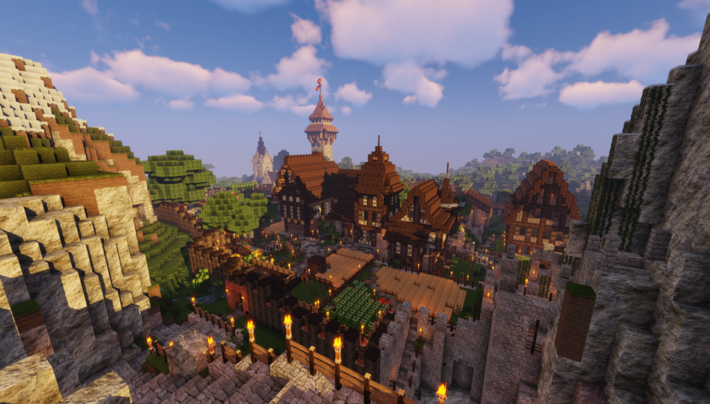 Medieval Resource Pack Beautiful Minecraft Textures