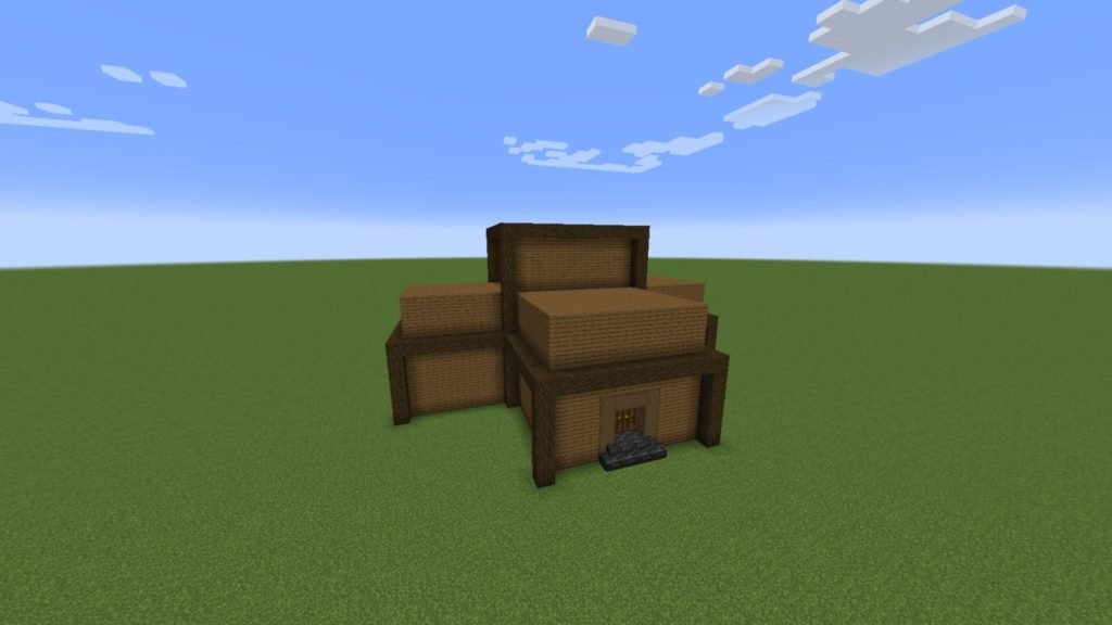 building tips Minecraft - Adding Depth