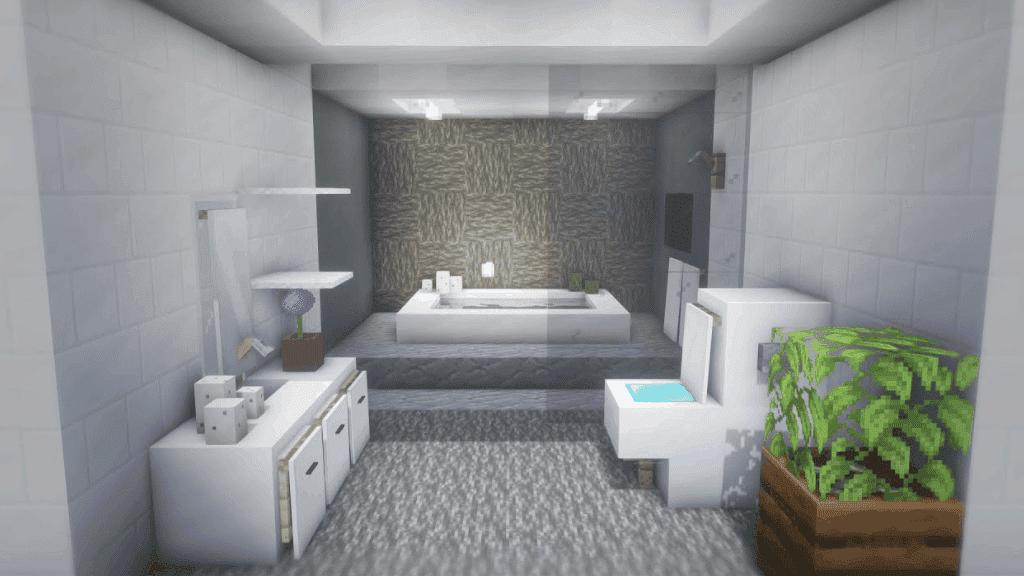 Realistic Bathroom Design