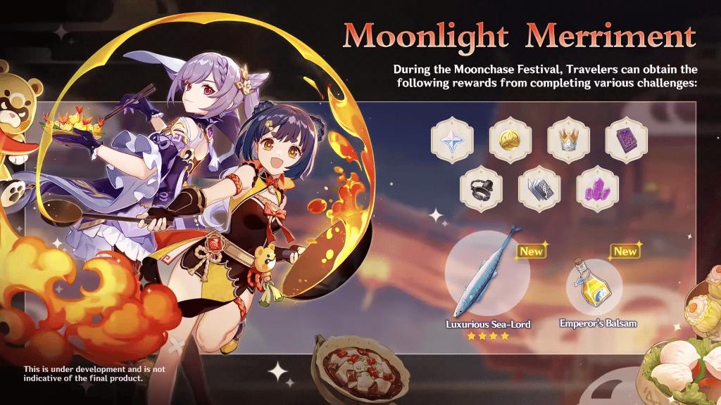 Moonlight Merriment