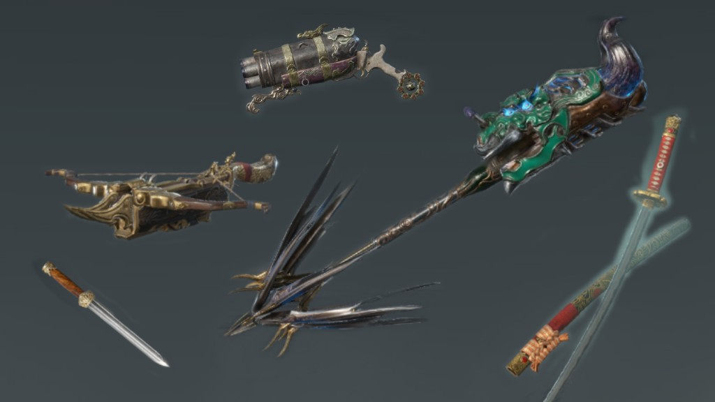 Naraka: Bladepoint Weapon Tier List