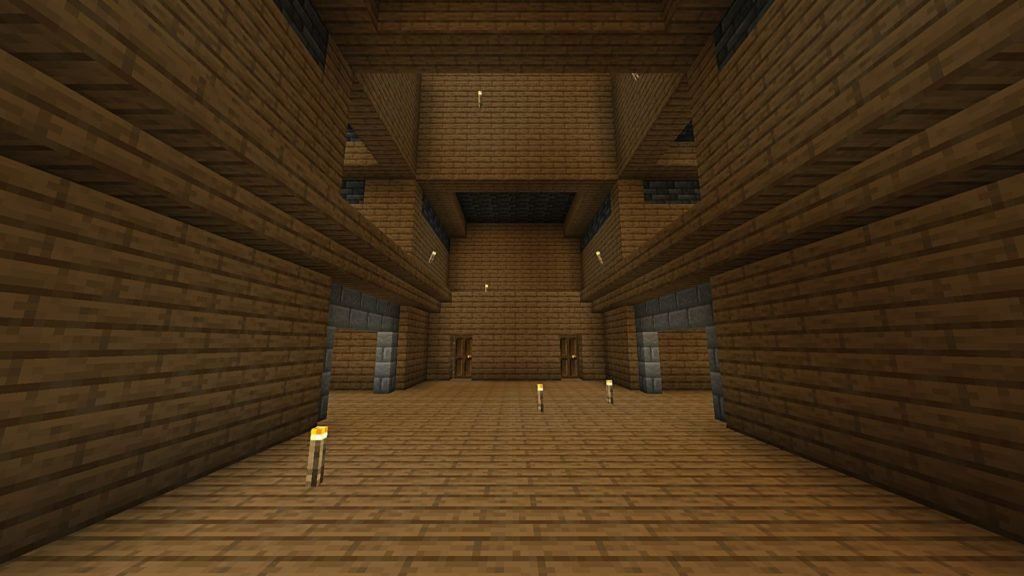 building tips Minecraft - Separate Rooms
