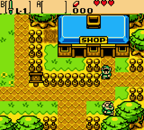 Game Boy Games to Switch