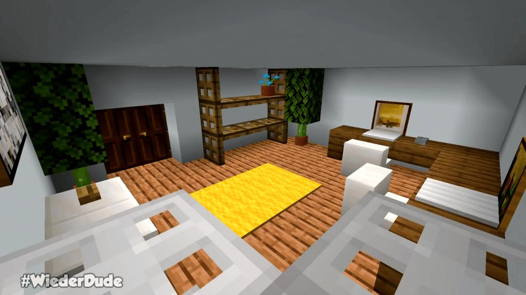 Large Minecraft Room Design
