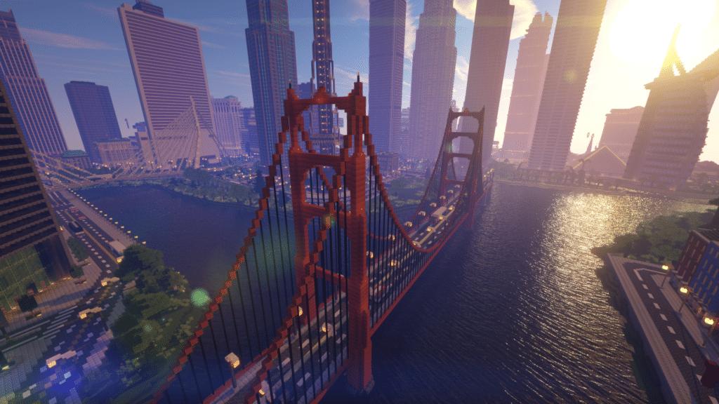 Stunning Shaders 1.17 Best Performance Minecraft Survival