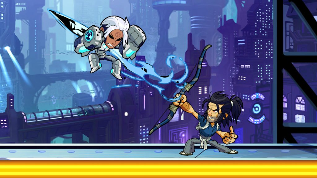 Best free fighting game on PC to play with friends