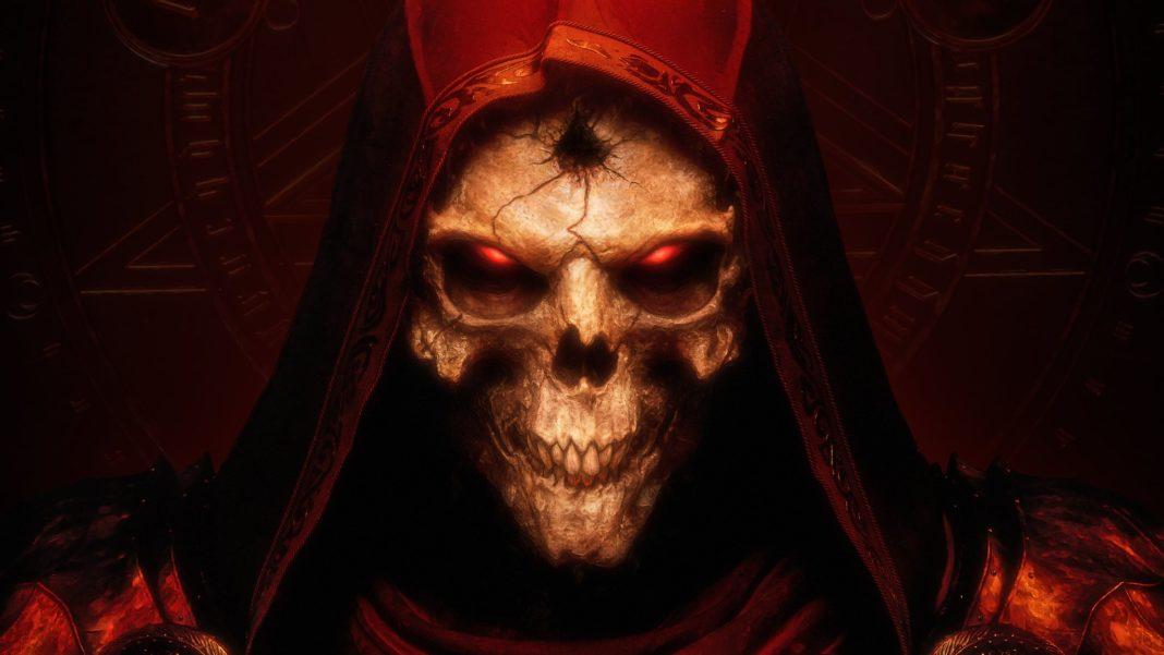 Diablo 2 Resurrected Promotional Art