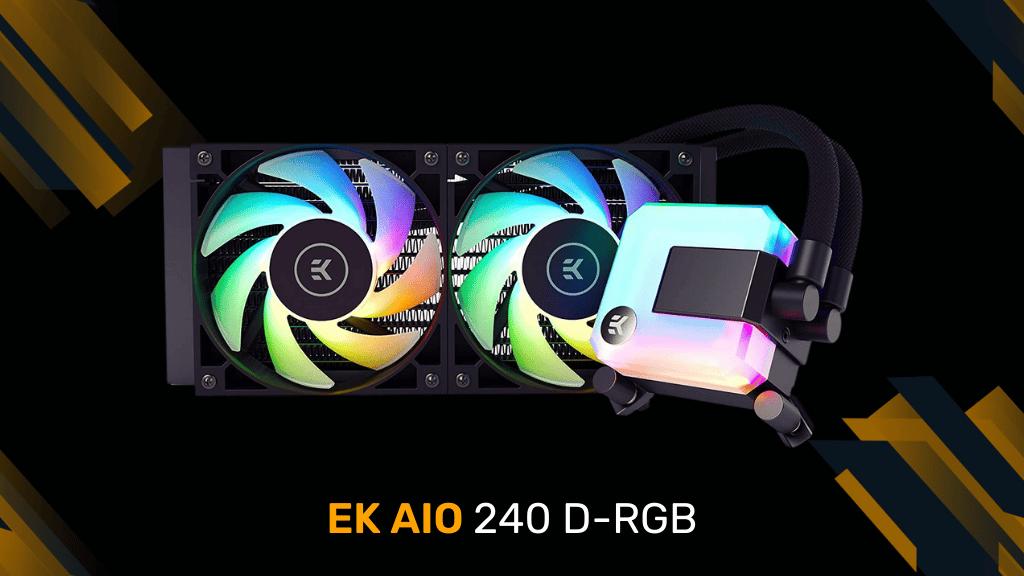 EK AIO 240 D-RGB