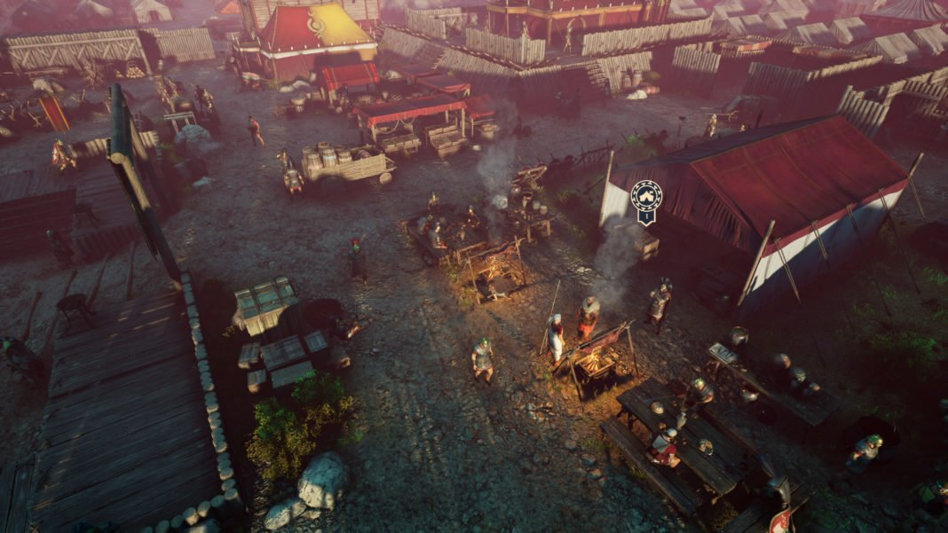 Expeditions: Rome Screenshot