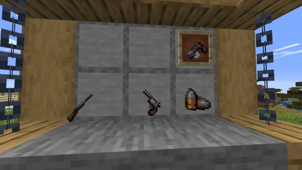 Minecraft Data Pack GGunz
