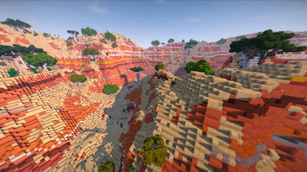 Minecraft KUDA Shaders