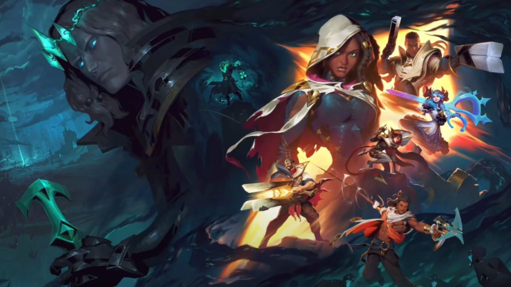 Ruined King and Sentinels of Light event in League of Legends