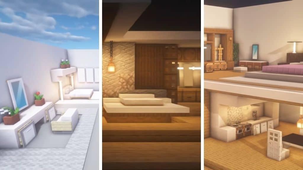 Minecraft Room Ideas