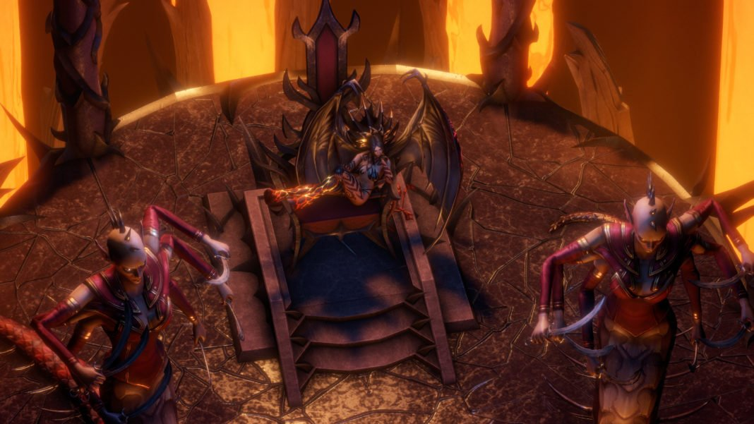 Pathfinder: Wrath of the Righteous Screenshot