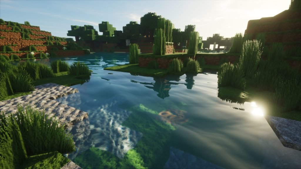 Customizable Shaders Minecraft 1.17 Best Quality