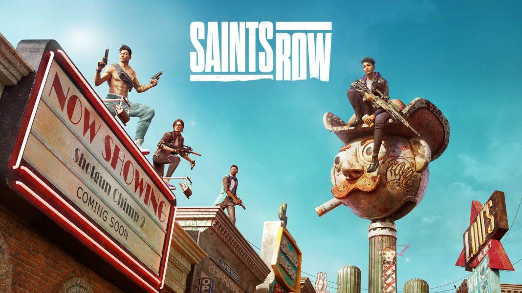 Saints Row Reboot Artwork