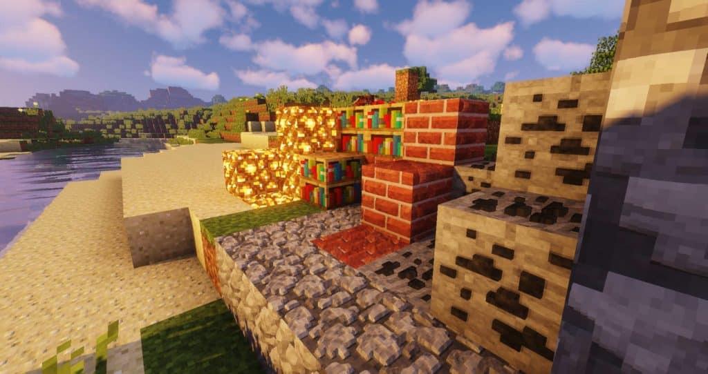 Godray RTX Minecraft Shader Top Ten
