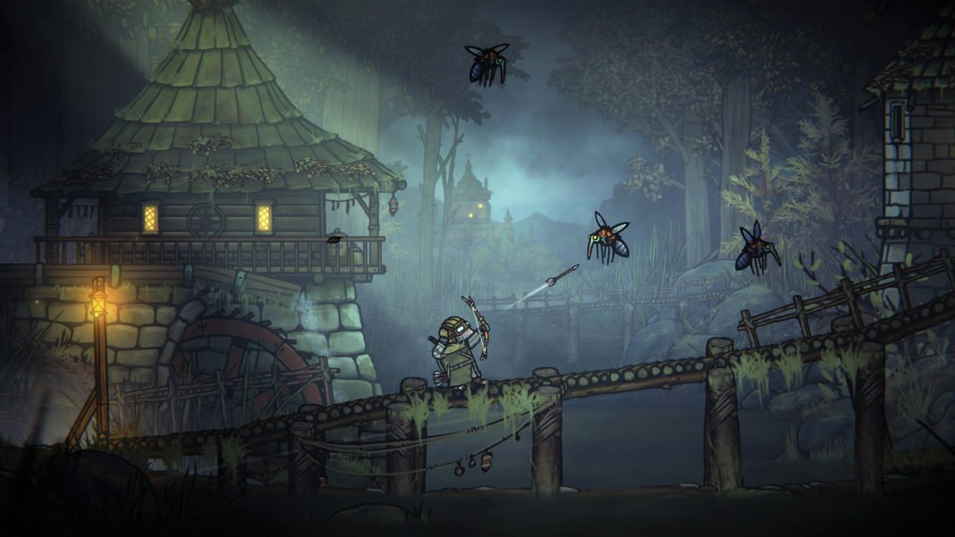 Tails of Iron Screenshot from Steam