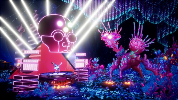 The Artful Escape Screenshot