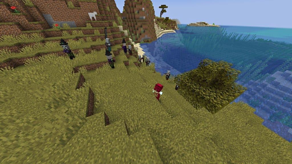 Minecraft Data Pack Better Village and Pillage