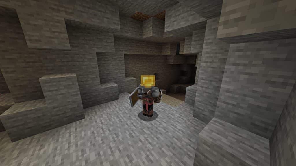 Minecraft Data Pack Mining Helmet