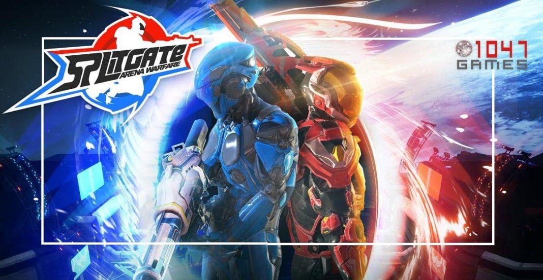 Splitgate featured image