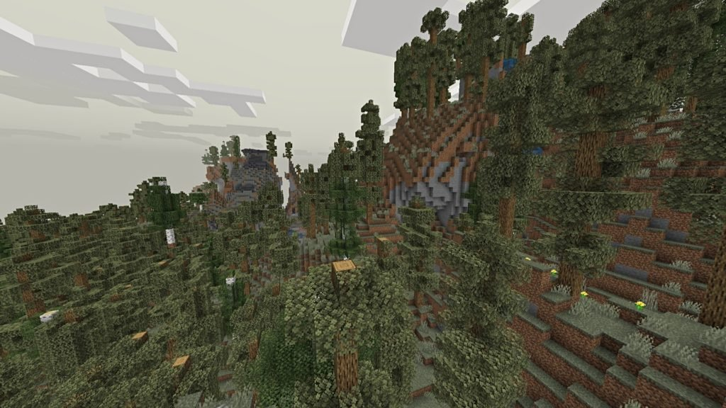 Minecraft Data Pack Terralith