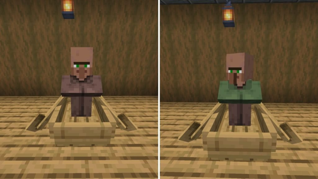 an introduction to minecraft villagers