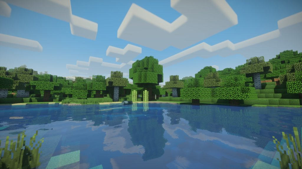 Amazing Shaders 1.17 for Minecraft Survival Hardcore Multiplayer